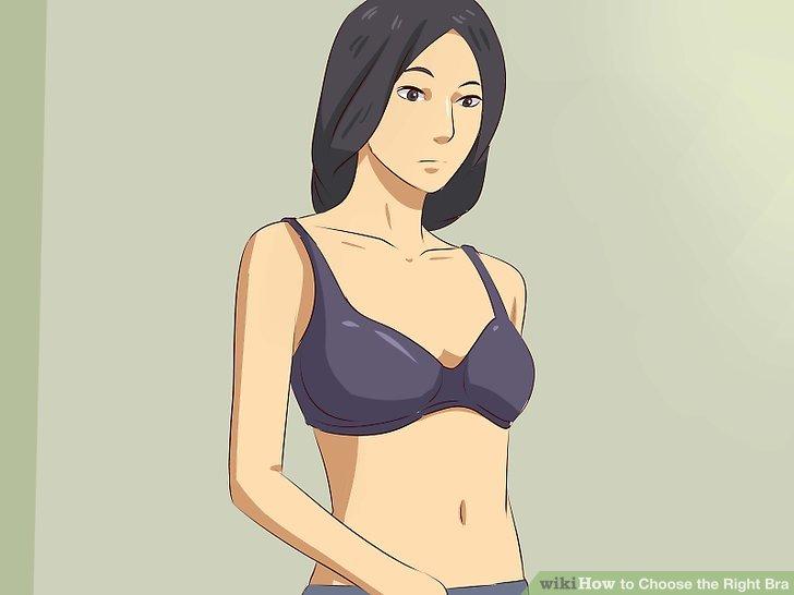 Lerne deine Brüste kennen.