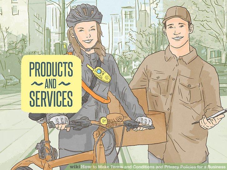 İşletmenizin müşteriye hangi ürünleri ve / veya hizmetleri sağlayacağını tanımlayın.