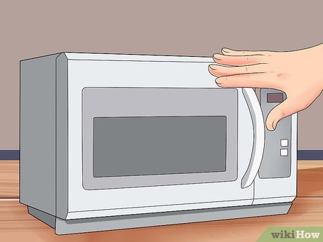 how to install a microwave 12 steps