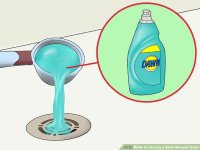 5 Ways to Unclog a Slow Shower Drain