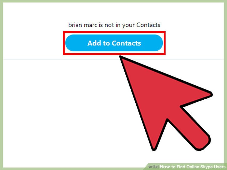 How To? - How to Find Online Skype Users