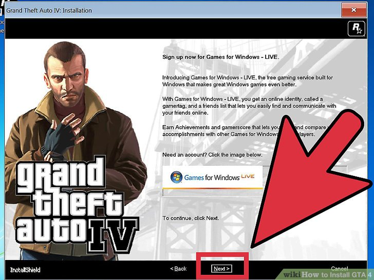 Legen Sie fest, wo auf Ihrem Computer der Rockstar Social Club installiert werden soll.