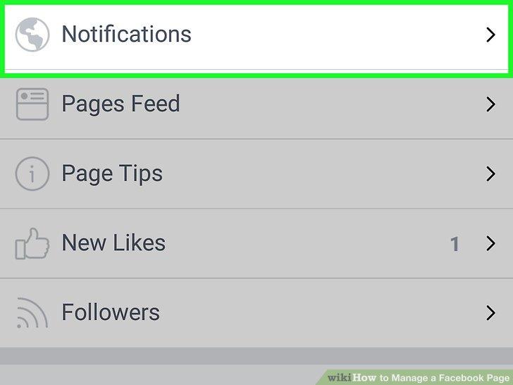 Zeigen Sie die Nachrichten Ihrer Seite an.