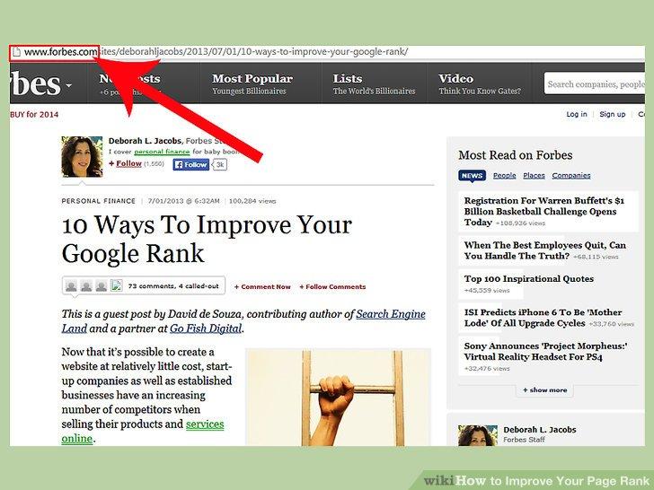 Vermeiden Sie eine Überlastung Ihrer Website mit Keywords.