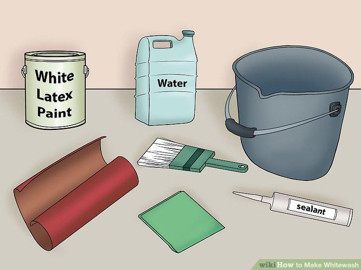 Sammeln Sie die notwendigen Materialien, um zu beginnen.