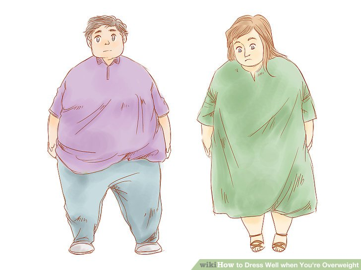 Image titled Dress Well when You're Overweight Step 7Bullet1