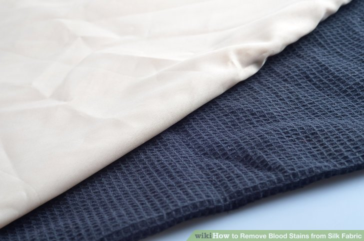 Lay it flat on a dry towel and allow it to air dry.