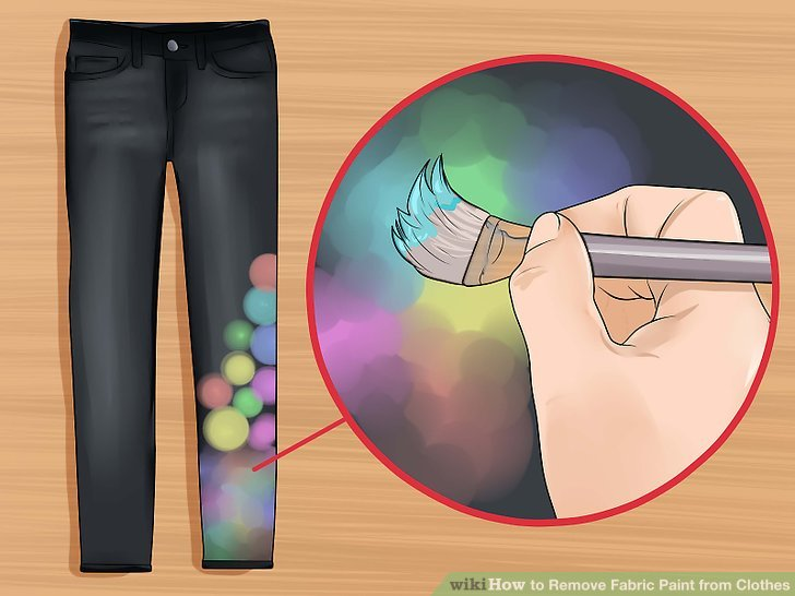 Image Led Remove Fabric Paint From Clothes Step 13