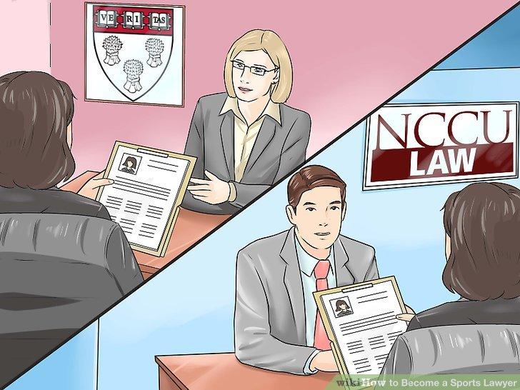 Bewerben Sie sich an mehreren juristischen Fakultäten.
