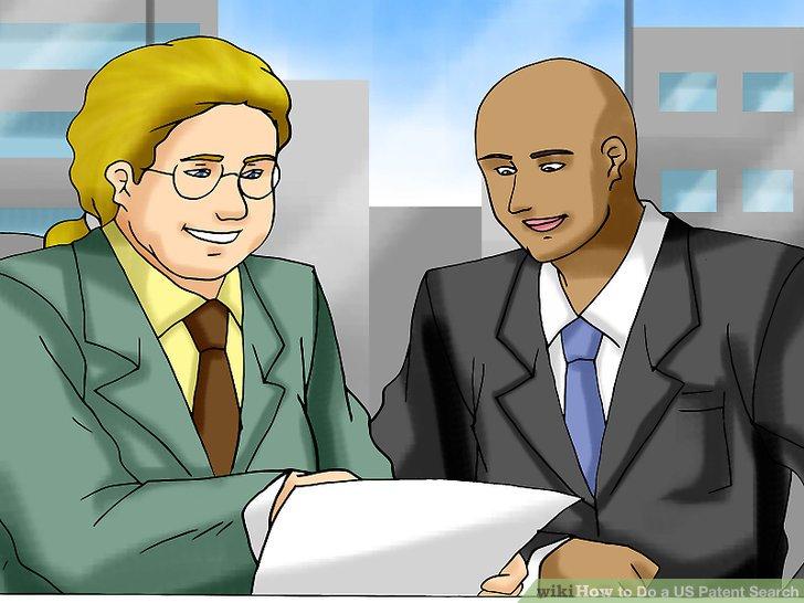 Finden Sie qualifizierte Patentanwälte oder -agenten.