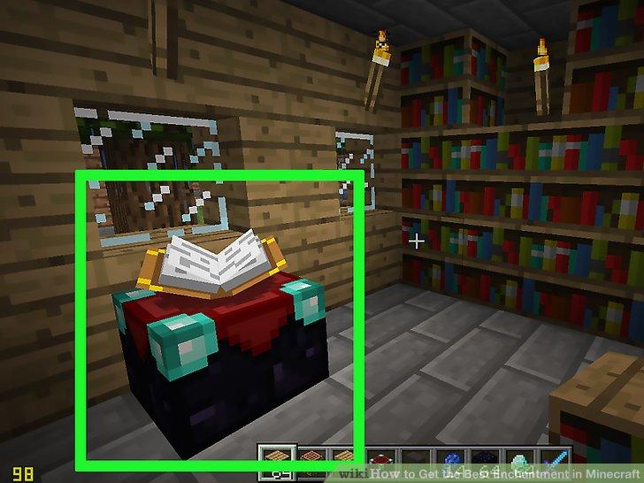 Minecraft Enchanting Table Setup Diy Craft