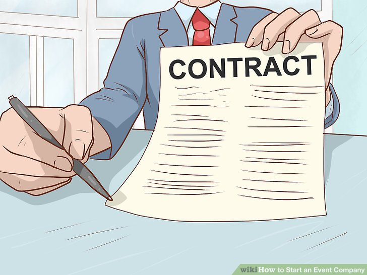Richten Sie ein Ablagesystem für Verträge und andere wichtige Dokumente ein.