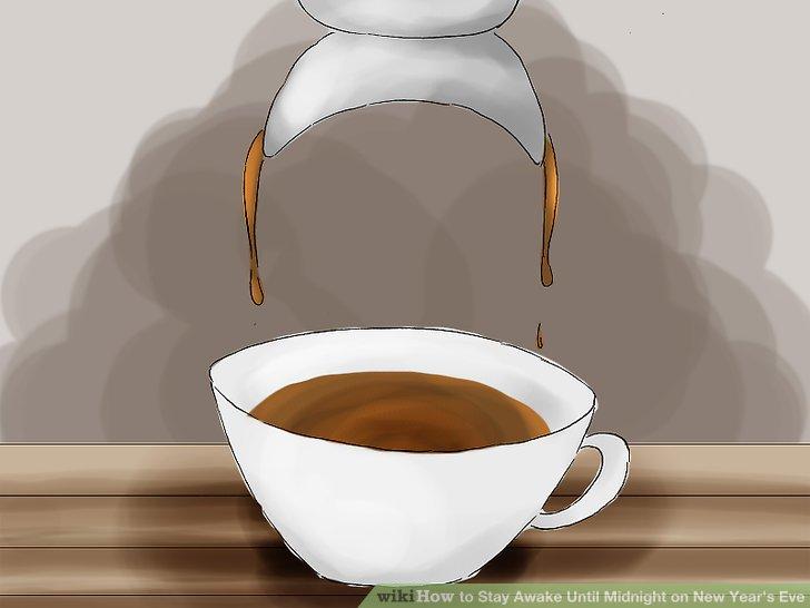 Verwenden Sie Koffein.