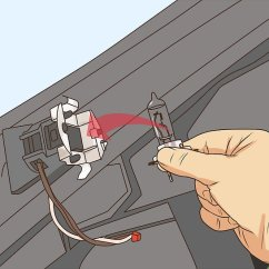 How To Wire Up Spotlights Diagram Honeywell Dt90e Digital Room Thermostat Wiring Come Aggiustare Le Luci Anabbaglianti Della Tua Macchina