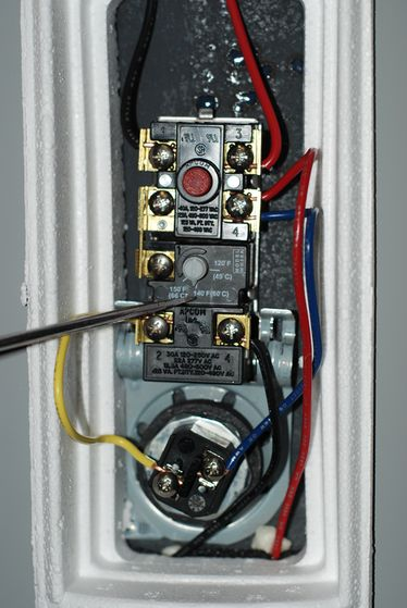 Electrical Wiring In The Home Wiring Hot Water Heater Philadelphia