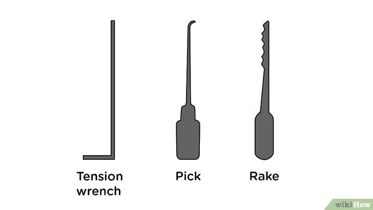 Comment crocheter une serrure: 16 étapes