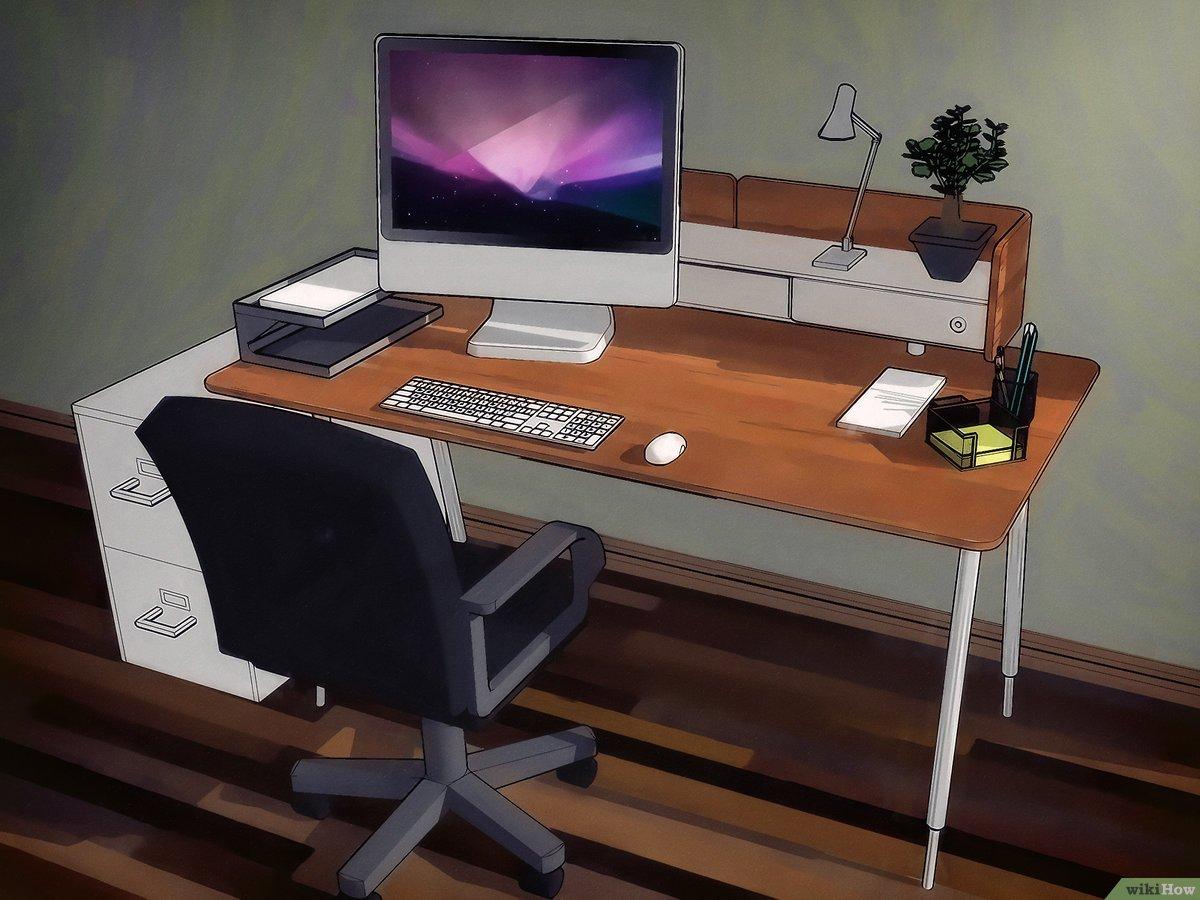 Vediamo quindi come posizionare l'arredo ma anche gli oggetti che mettiamo sulla scrivania. Come Organizzare La Scrivania 13 Passaggi