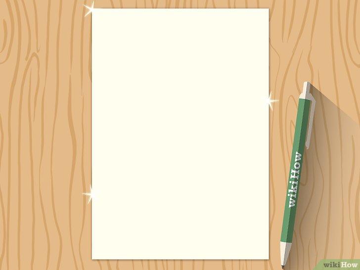 3 Modi Per Scrivere Un Biglietto Di Ringraziamento A Un