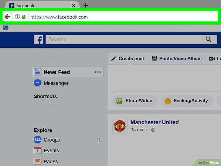 معرفة من قام بحظرك على الفيسبوك