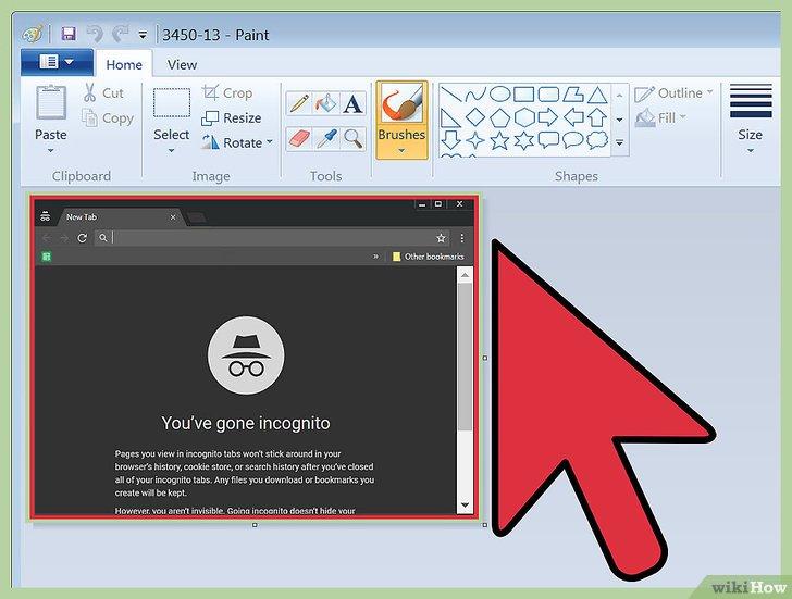 صورة عنوانها Take a Screenshot in Microsoft Windows Step 18