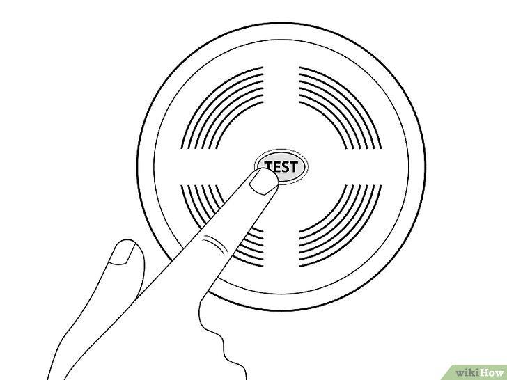 Comment remplacer les piles d'un détecteur de fumée