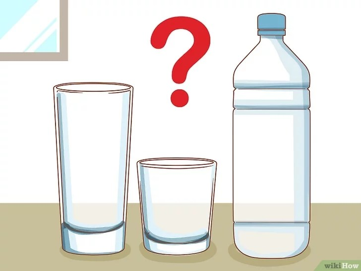 Immagine titolata Measure Liquids without a Measuring Cup Step 7