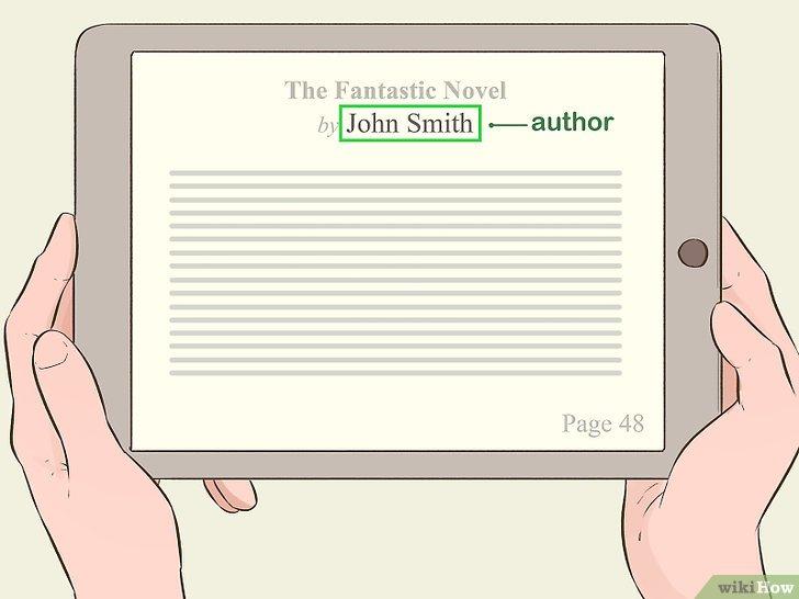 Cara menulis footnote dari jurnal internet. 4 Cara Untuk Mengutip Pdf Wikihow