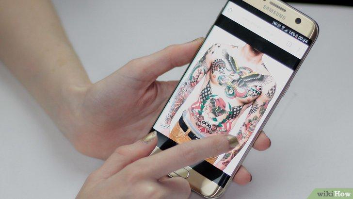 5 Formas De Dibujar Tu Propio Tatuaje Temporal Wikihow