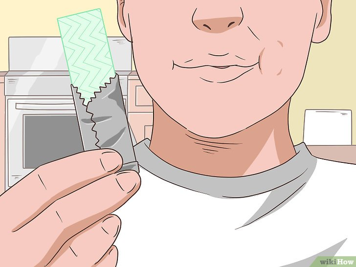 صورة عنوانها Tell if You Have Bad Breath Step 11
