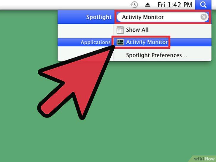 صورة عنوانها Force Quit an Application in Mac OS X Step 19