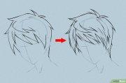 6 manires de dessiner des cheveux