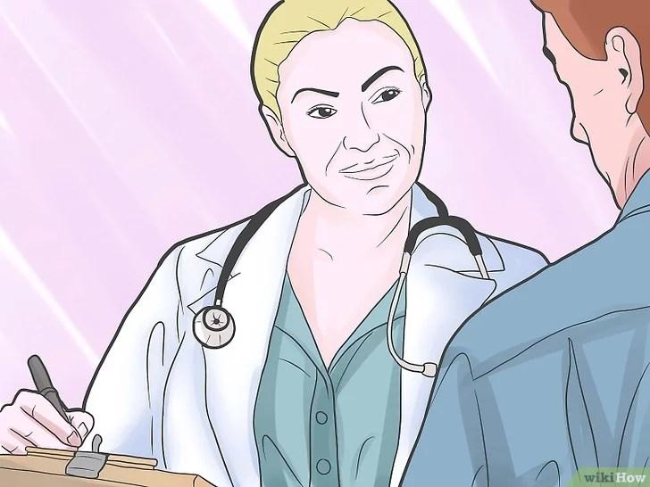 Immagine titolata Recognize Radiation Sickness Step 4