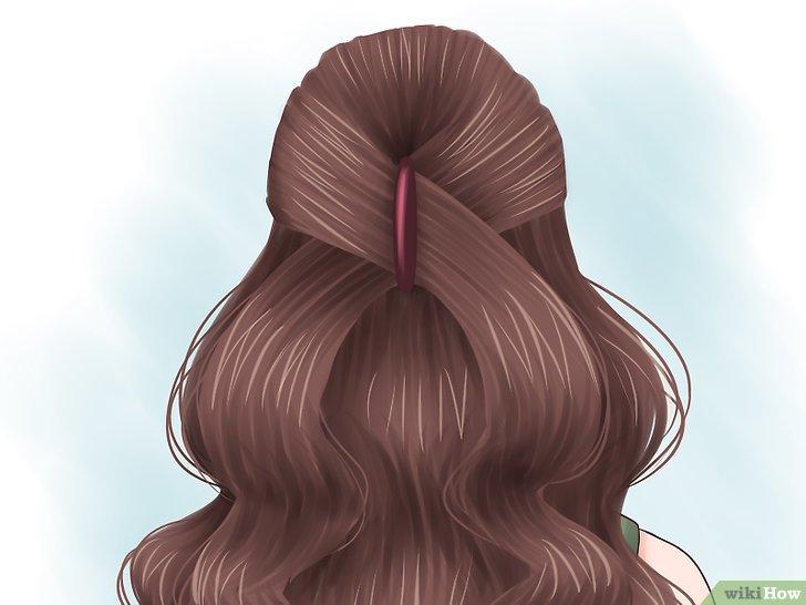 Eine Einfache Frisur Für Die Schule Machen – WikiHow