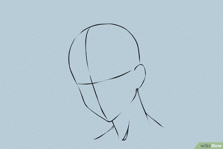 6 Formas De Dibujar Cabello De Anime WikiHow