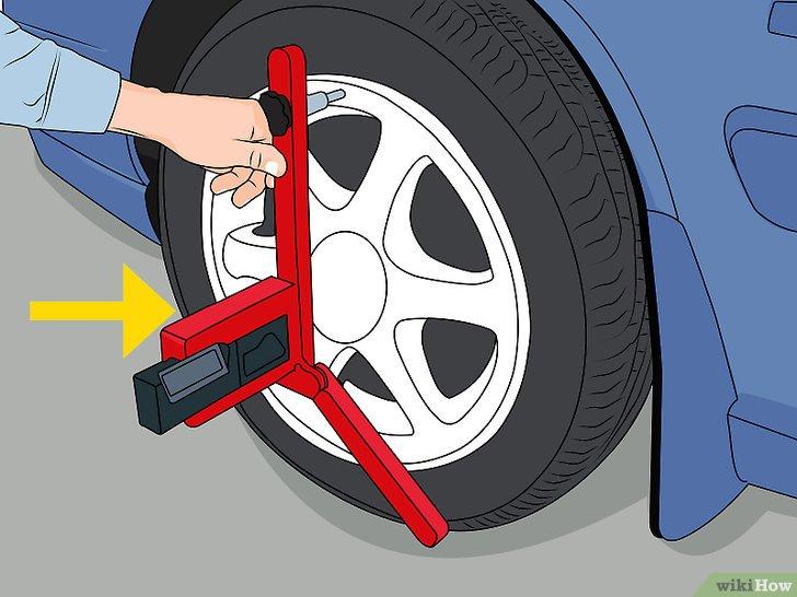Come Regolare LAssetto Delle Ruote Di UnAutomobile