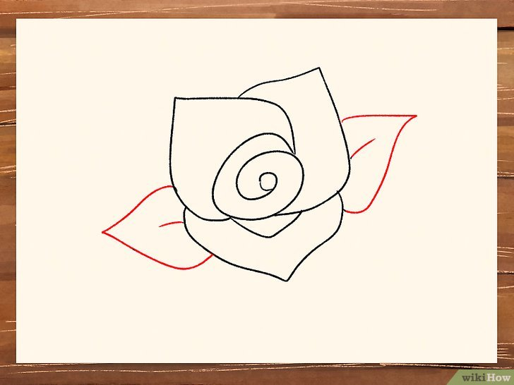 Lukisan Bunga Ros 3d | Cikimm.com