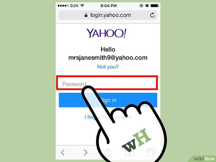 صورة عنوانها Change A Password in Yahoo! Mail Step 15