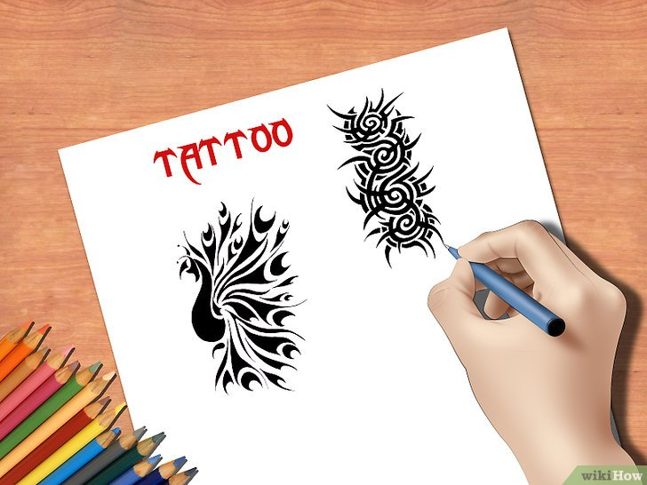 3 Formas De Practicar Para Hacer Tatuajes Wikihow