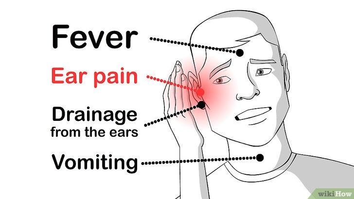 كيفية تنظيف الأذنين Wikihow