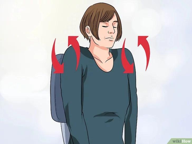 Immagine titolata Prevent Upper Back Pain Step 1