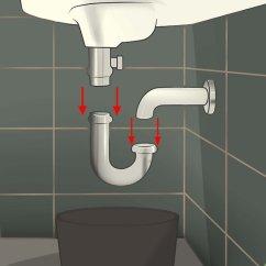 Kitchen Sink Snake Majestic Cabinets 3种方法来疏通水槽 以unclog A Step 3为标题的图片