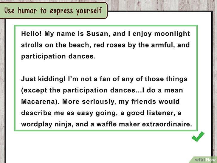 3 Modi Per Scrivere Una Biografia Personale WikiHow