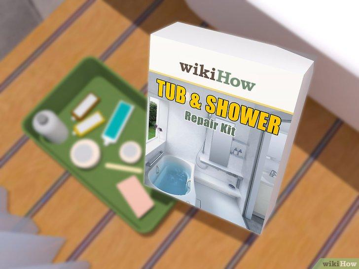 Como Consertar Uma Banheira De Fibra De Vidro 15 Passos