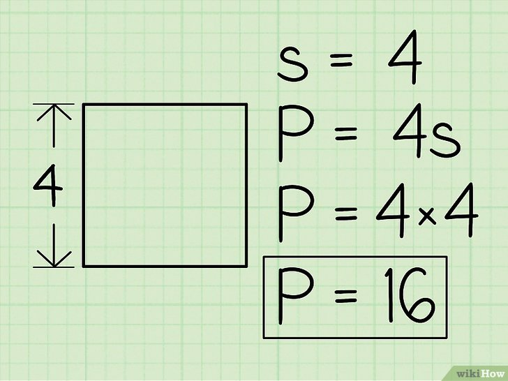 3 Modi Per Calcolare Il Perimetro Di Un Quadrato