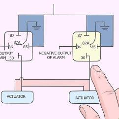 Giordon Car Alarm System Wiring Diagram A Venn Of Plant And Animal Cells Como Instalar Una Alarma Para Automovil 9 Pasos Imagen Titulada Install Step 1