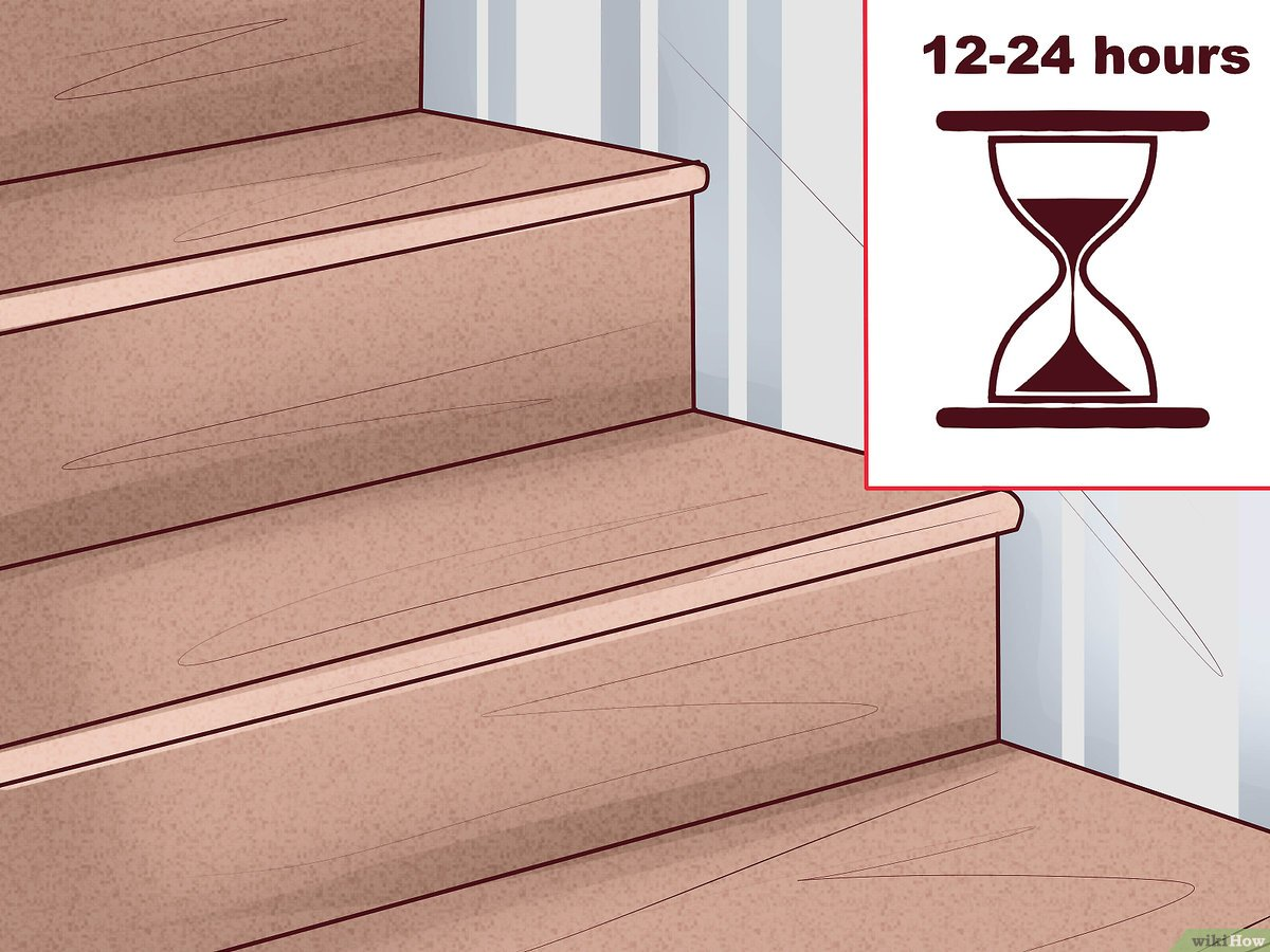 3 Manieres De Installer Du Stratifie Sur Des Escaliers