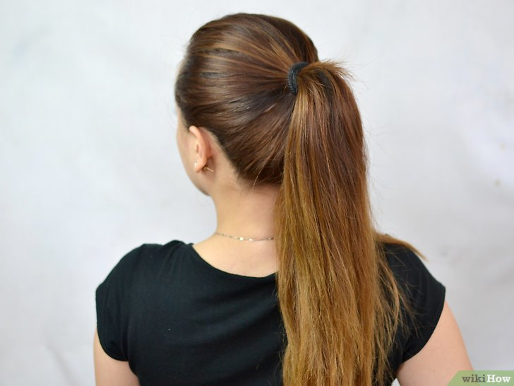Pfiffige Frisuren Für Jeden Tag – WikiHow
