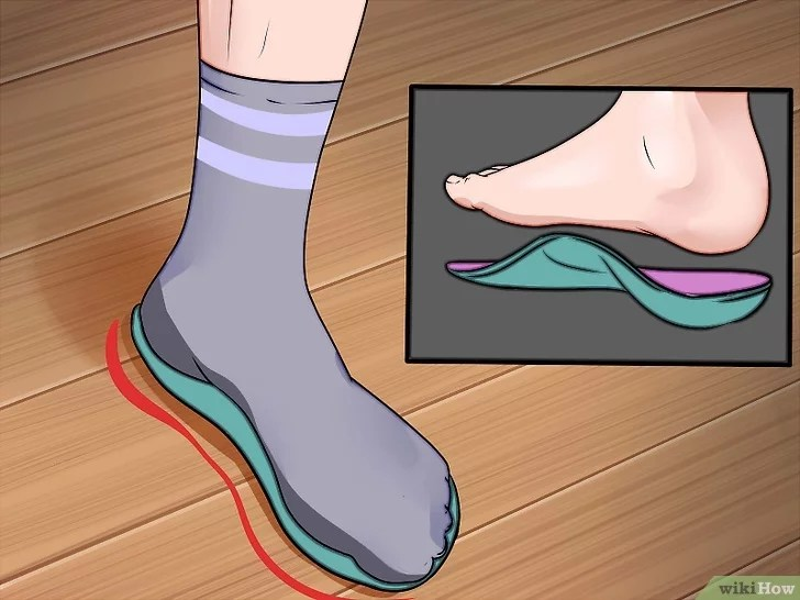 Immagine titolata Prevent Foot Blisters Step 5