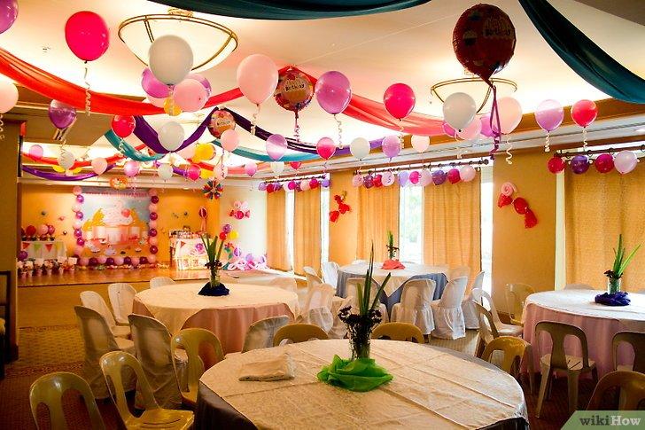 Comment Faire Decoration Ballon Affordable Idee