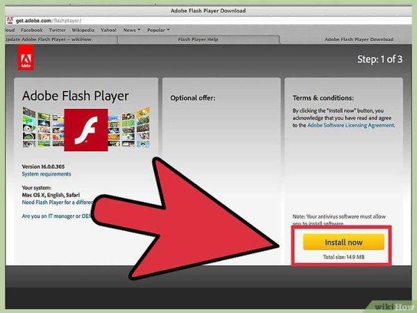 نتيجة بحث الصور عن download-adobe-flash-player